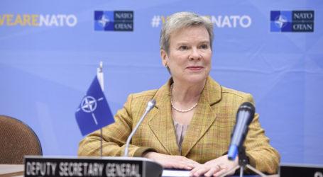Wakil Sekjen. NATO Akan Kunjungi Turki Untuk Menjaga Kekompakan