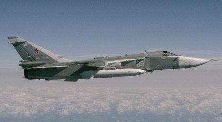 Rusia Kehilangan Tujuh Pesawat Militer di Suriah