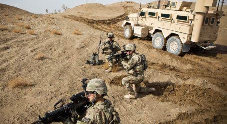 1 Tentara AS Tewas dan 4 Cedera dalam Pertempuran di Afghanistan