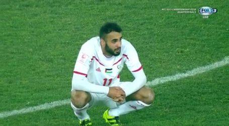 Palestina Gagal Melaju ke Semifinal Piala Asia AFC U-23