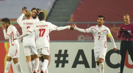 Palestina Peringkat 75 Sepakbola Dunia, Indonesia 160