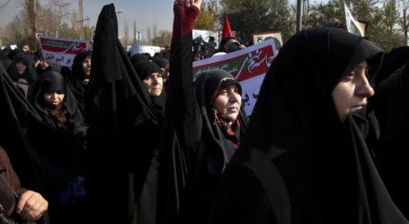 Video Wanita Pendukung Rezim Shah Iran Jadi Viral
