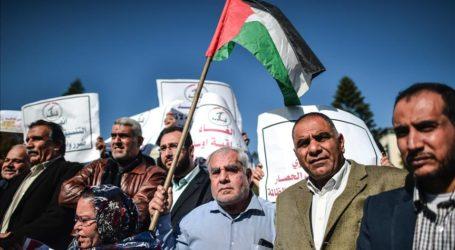 """Warga Gaza Desak Pemimpin PLO Ambil Keputusan """"Menentukan"""""""