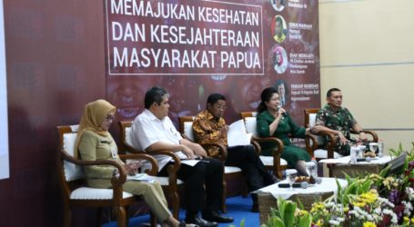 Satgas TNI Beroperasi Satu Tahun untuk Atasi Gizi Buruk di Papua