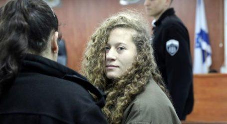 Pengadilan Israel Perpanjang Lagi Penahanan Gadis Palestina 16 Tahun