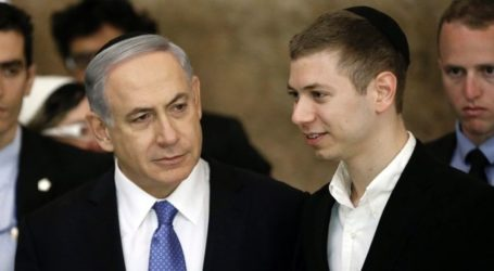 Rekaman Audio Kesombongan Anak Netanyahu Disiarkan