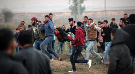 Bentrokan Warnai Pemakaman Remaja Gaza yang Tewas Ditembak Israel
