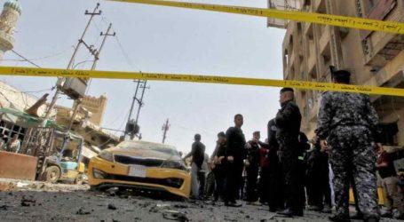 Serangan Bom Bunuh Diri Tewaskan 26 Orang di Baghdad