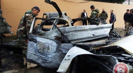 Israel Terlibat dalam Pemboman Pejabat Hamas di Libanon