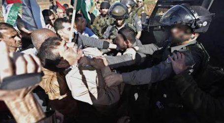 Israel Gunakan Kekerasan untuk Bubarkan Demontrasi Menentang Kunjungan Pence
