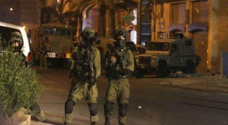 Israel Tangkap 18 Warga Pelstina di Tepi Barat dan Yerusalem