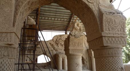 Ditemukan Masjid Sembilan Kubah Berusia Ribuan Tahun di Afghanistan