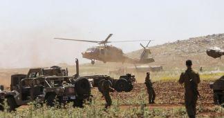 Israel Gelar Latihan Militer di Wilayah Palestina yang Diduduki