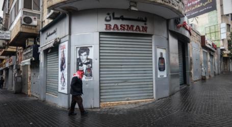 Warga Palestina Mogok Massal Protes Kunjungan Pence