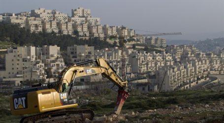 Uni Eropa Serukan Israel Hentikan Pembangunan Permukiman Ilegal