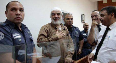 Israel Tambah Masa Tahanan Salah Selama 6 Bulan