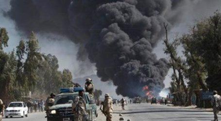 Komplek Militer di Kabul Diserang, Korban Menjadi 11 Orang