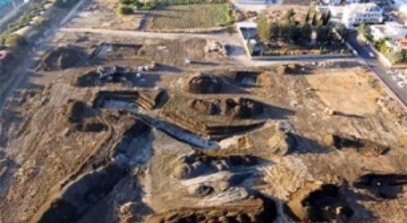 Yahudi Bukan Pemilik Tanah Palestina, Situs Prasejarah Ditemukan di Jaljulia