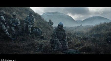 Tampilkan Tentara Muslim, Iklan Rekrutmen Militer di Inggris Menarik Perhatian