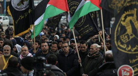 Jihad Islam Serukan Dukungan untuk Perjuangan Palestina