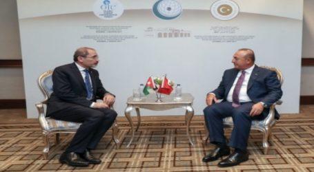 Yordania dan Turki : Akhiri Pendudukan Israel