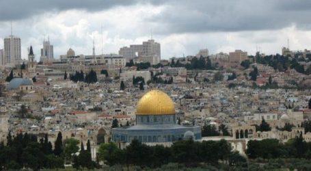 Israel Rencanakan Pembangunan Taman Penghubung Dua Pemukiman Ilegal