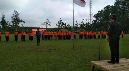Ukhuwah Al-Fatah Rescue Gelar Latgab se-Lampung