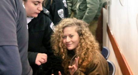 Hakim Israel Tunda Persidangan Ahed Tamimi Sampai 11 Maret