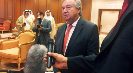Sekjen PBB: Seluruh Dunia Berutang kepada Irak