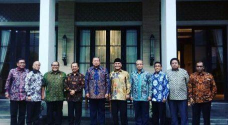 Bahas Penerapan Ekonomi Pasar Pancasila, ICMI Sambangi Mantan Presiden SBY
