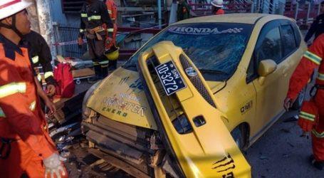 Dua Tewas, 11 Cedera Akibat Ledakan Bom di Myanmar Timur Laut