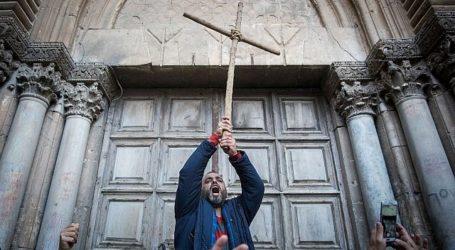 Pemimpin Gereja: Israel Ancaman bagi Kristen di Yerusalem