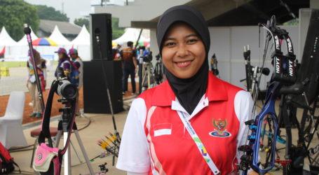 Kunci Sukses Sri Ranti, Muslimah Pemanah Peraih Emas Pertama untuk Indonesia