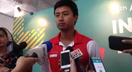 Riau Ega Akan Berlatih Lebih Keras untuk AG 2018