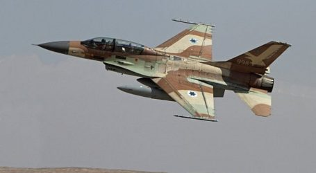 "Israel Menyerang di Suriah, Rusia Serukan ""Tahan Diri"""