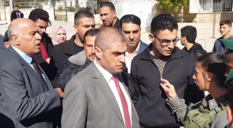 """Pejabat Tinggi Fatah Berteriak """"Go To Hell"""" kepada Polisi Israel"""