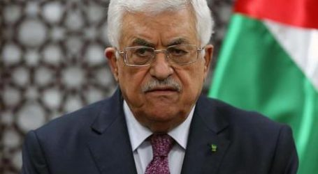 Abbas: Palestina Siap untuk Pembicaraan Damai dengan Israel