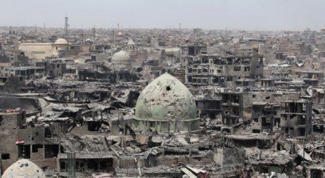 Irak Perlu Dana Rekonstruksi AS $ 90 Miliar