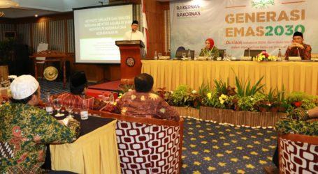 Kemenag Tekankan Pembangunan Karakter Melalui Pendidikan Agama