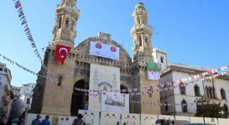 Turki Pugar Masjid Era Kesultanan Utsmaniyah, Simbol Kemerdekaan Aljazair