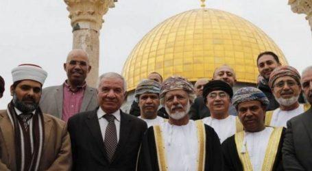 Presiden Palestina Undang Pemimpin-Pemimpin Arab Kunjungi Aqsha