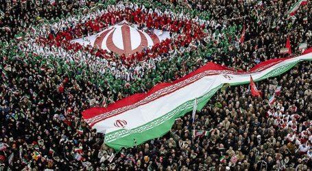 Peringati Revolusi 39 Tahun, Warga Iran Teriakkan Slogan Lawan AS dan Israel