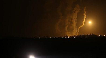 Roket Gaza Mendarat di Sha'ar Hanegev Israel