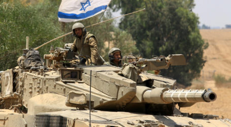 Israel Serang Gaza, Dua Pemuda Palestina Tewas