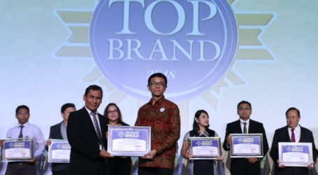 BNI Syariah Raih Penghargaan Indonesia Financial Top Leader Award