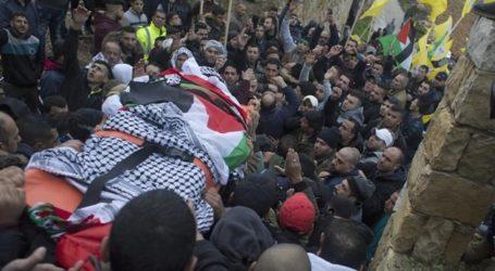 Pasukan Israel Bunuh Pria Palestina di Tepi Barat