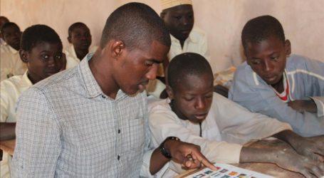 Mahasiswa Sudan Ajarkan Bahasa Turki di Desanya