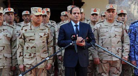 HRW: Mesir Harus Hentikan Penangkapan Sewenang-Wenang Tokoh Politik