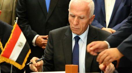 Anggota Fatah ke Kairo Bahas Masalah Palestina