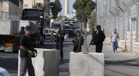 Israel Tutup Jalan Menuju Yerusalem Sebagai Hukuman Kolektif